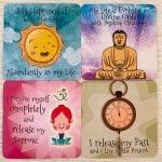 Soul Affirmations Cards Deck /</br>Afirmaciones para El Alma Tarjetas